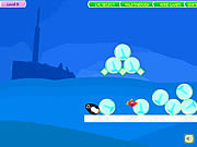 Penguins fun fall pingvines játékok