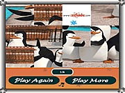 Penguin photo puzzle pingvines játékok